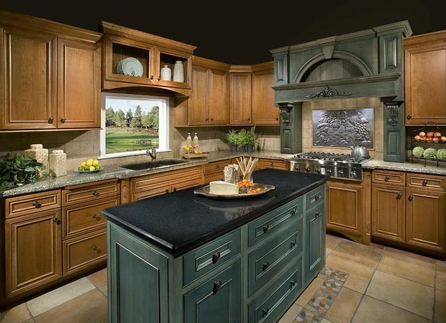 Kitchens 1 traditional-kitchen