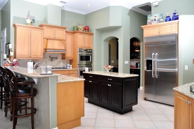 Http Www Houzz Com Au Photos 5632456 Kitchens Kitchen Orlando