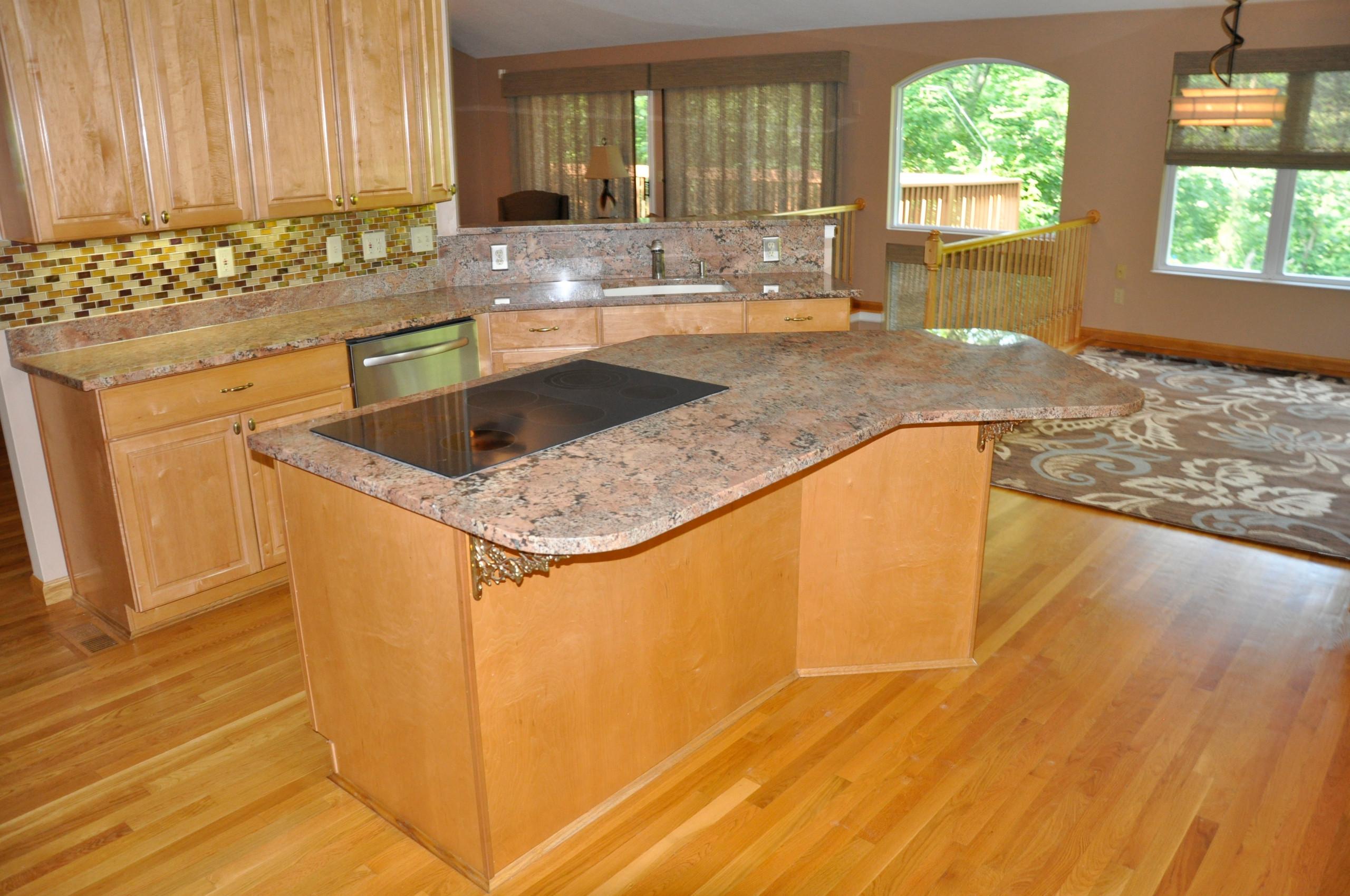 Kitchens and Back splashes