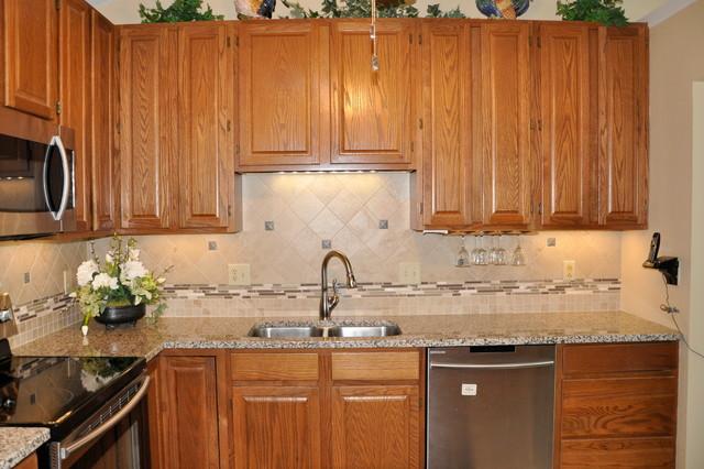 Kitchens and Backsplashes transitional-kitchen
