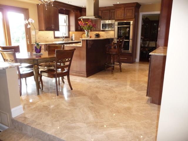 maintenance of wooden flooring