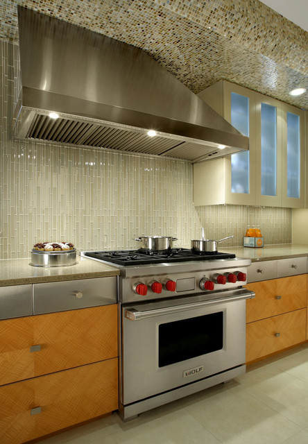 Kitchens and Bathrooms contemporary-kitchen