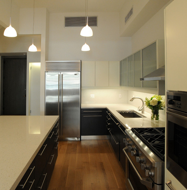 Kitchens And Baths Contemporary Kitchen New York By Barker Freeman De