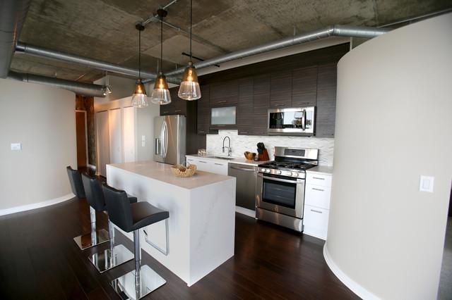 Kitchens And Baths Industrial Kitchen