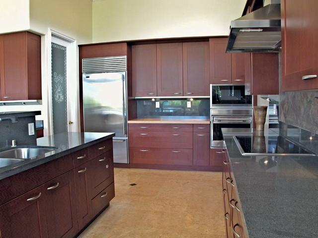Kitchens & Baths Island Style contemporary-kitchen