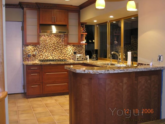 Kitchens and Cabinetry eclectic-kitchen