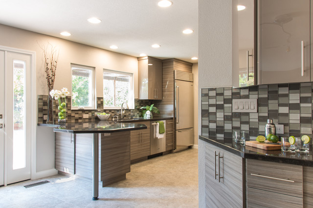 Kitchens and Great Rooms contemporary-kitchen
