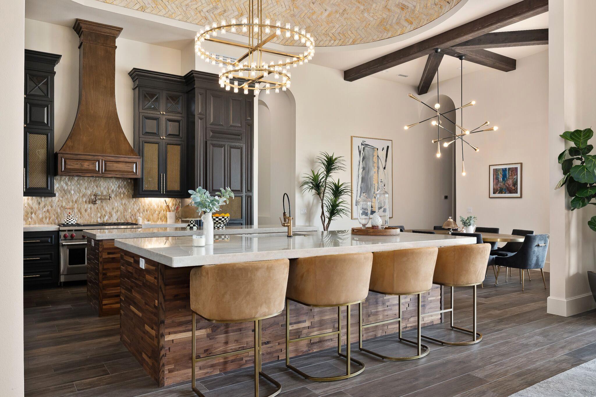 75 Beautiful Kitchen With Mosaic Tile Backsplash Pictures Ideas December 2020 Houzz