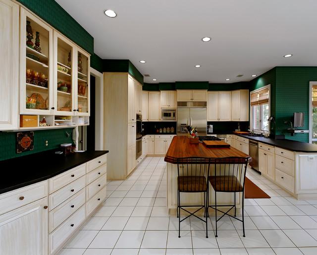 Kitchens transitional-kitchen
