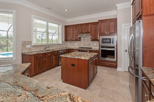 Kitchens beach style kitchen other metro by - Kitchen cabinets brandon fl ...