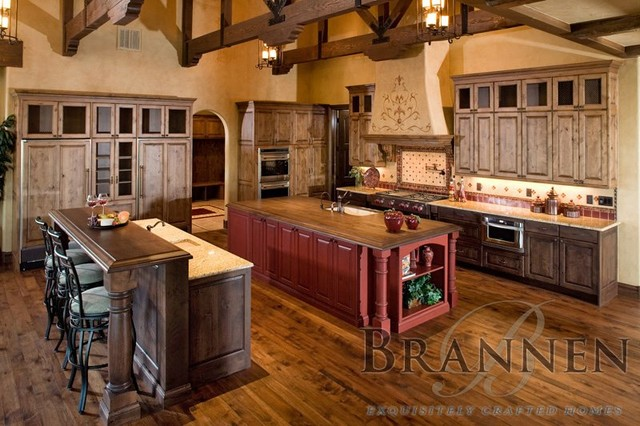 Kitchens Mediterranean Kitchen Denver By Brannen