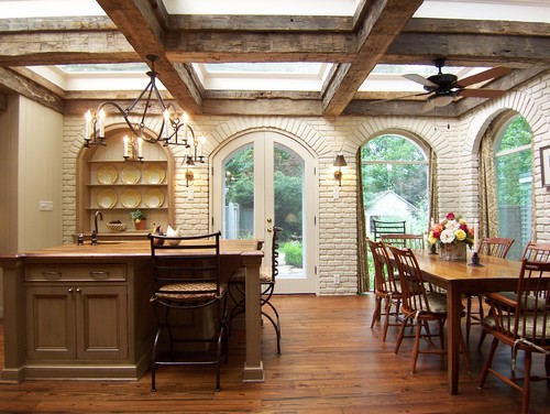 Ceiling designs coffered ceilings for Coffered ceiling styles