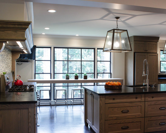 Limed Oak Cabinets Home Design Photos