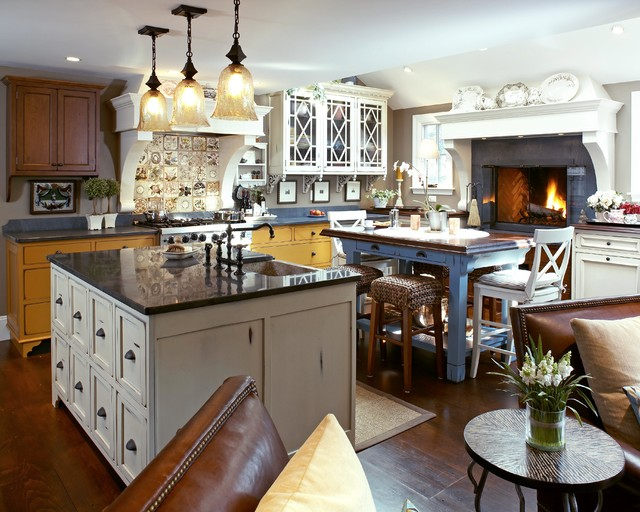 Kitchens Built By Trc Eclectic Kitchen Boston By