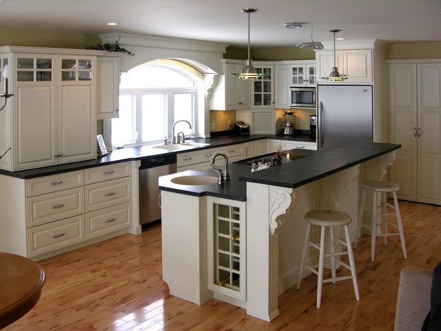 Kitchens By Avondale In The Fredericton Nb Area American Traditional Kitchen Other By Avondale Kitchens