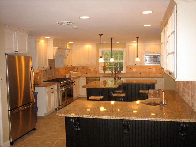Kitchens by BETZ Homes traditional-kitchen