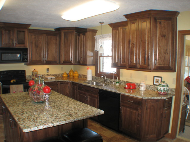 Kitchens by Cabinet Crafters traditional-kitchen