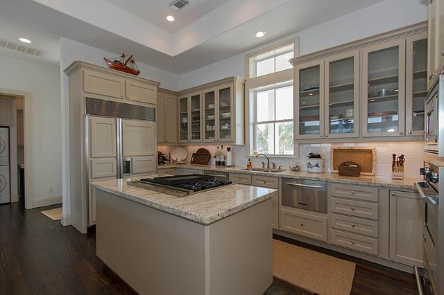 Kitchens By David Mullican traditional-kitchen