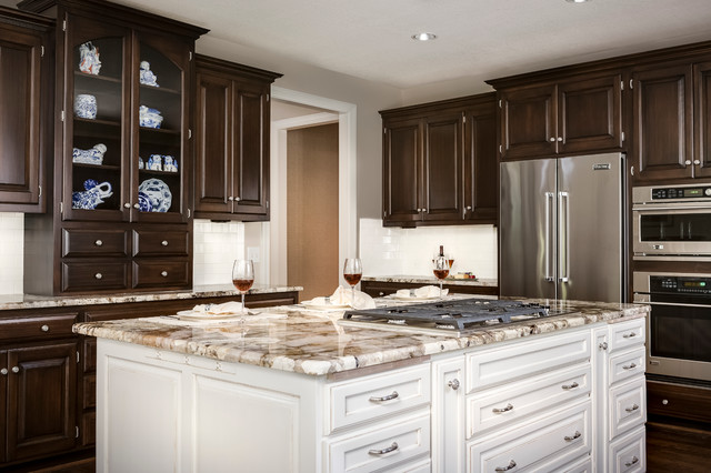 Kitchens By Design Connection Inc Kansas City Certified Interior Designers Transitional