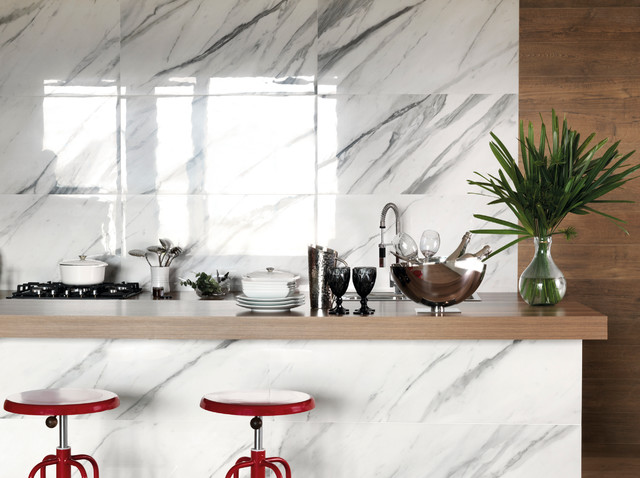 Kitchens By Elegance Tiles contemporary-kitchen