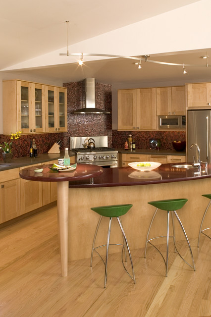 Kitchens by Julie Williams Design contemporary-kitchen