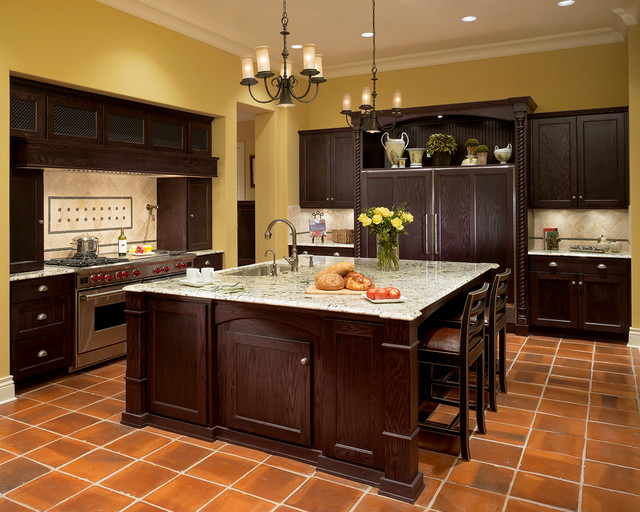 Kitchens by Olde World traditional-kitchen