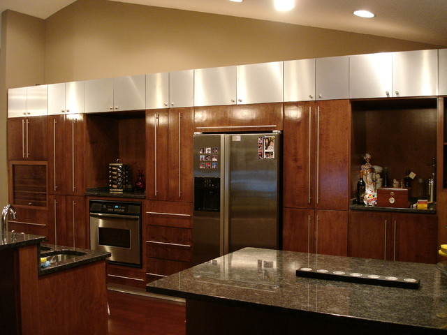 Kitchens Contemporary Kitchen Other By Cabinet Designs Of Central Florida