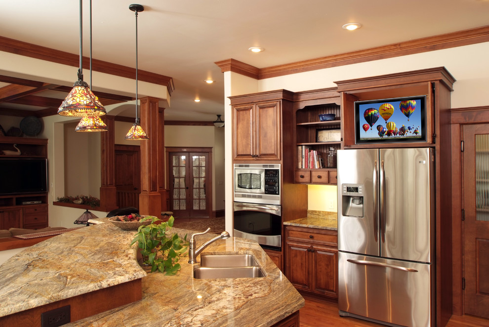 Kitchens - Traditional - Kitchen - Milwaukee - by ...