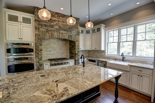 Kitchens - Kitchen - richmond - by Creative Home Concepts