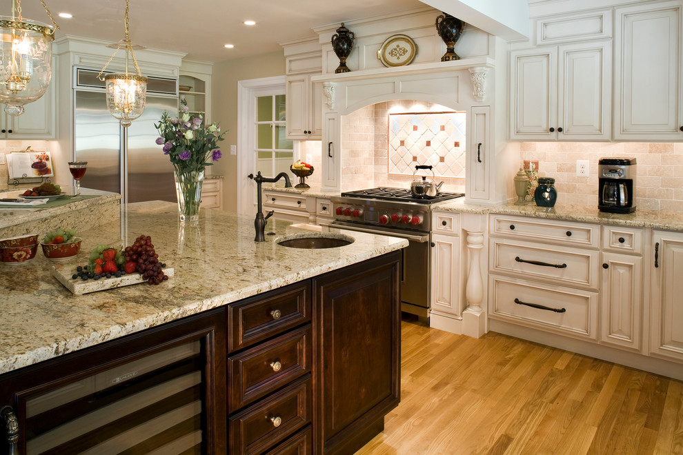 Kitchens - Traditional - Kitchen - Baltimore - by Curtis ...