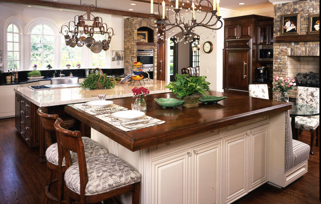 Kitchens Traditional Kitchen Los Angeles By Decore