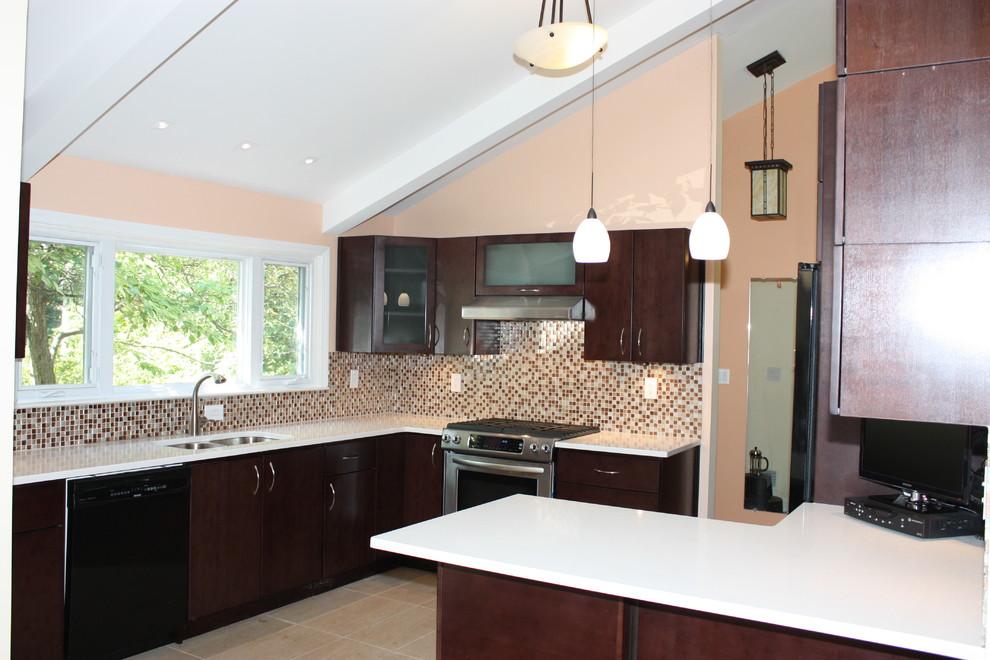 Kitchens - Contemporary - Kitchen - New York - by Design ...