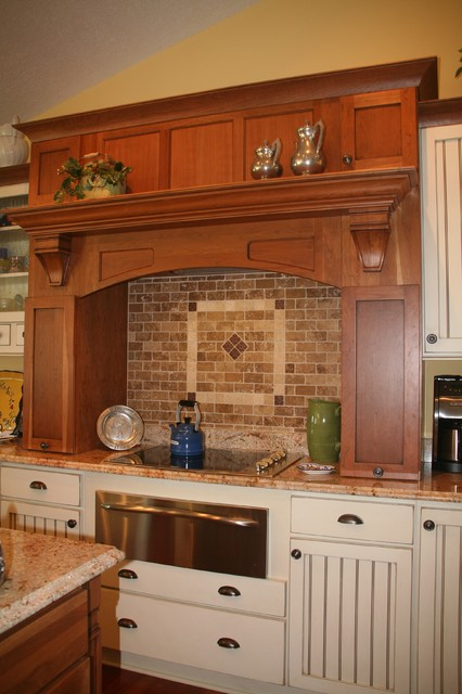 Kitchens Design and sold traditional-kitchen