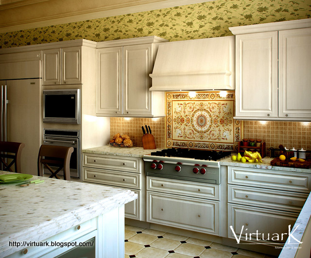 Kitchens Design eclectic-kitchen