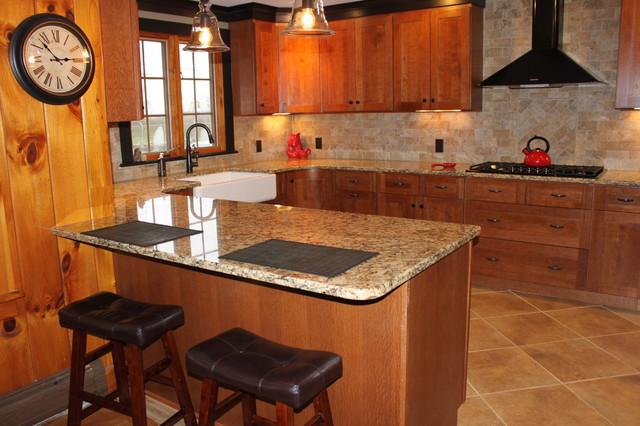 Kitchens designed by Humphrey's Design Center kitchen