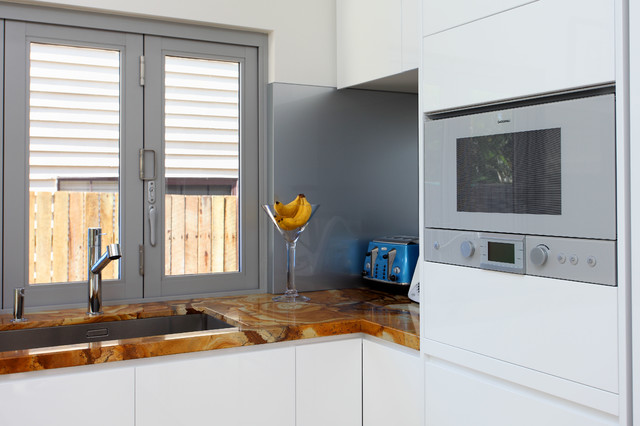 Kitchens Contemporary Kitchen Brisbane By Divine Bathroom Kitchen Lau