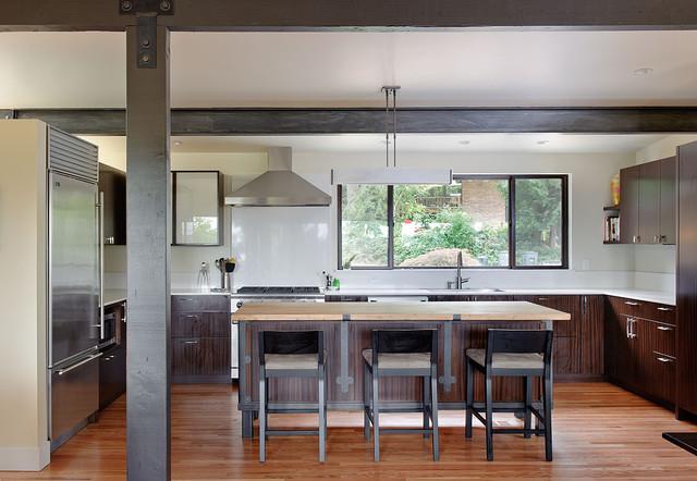 Kitchens industrial-kitchen