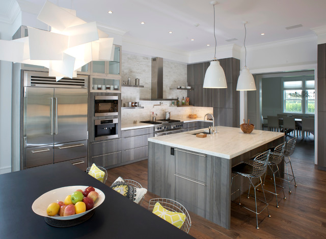Kitchens Contemporary Kitchen New York By East End