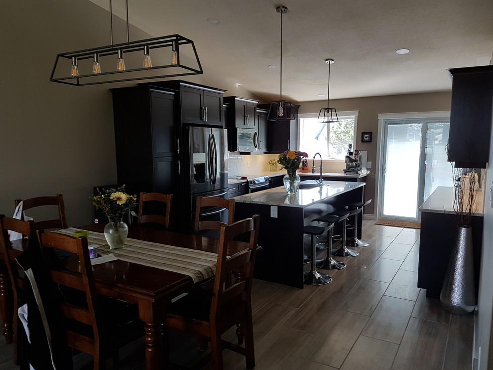 Kitchens - Kitchen - Edmonton - by Fireline Cabinets LTD.