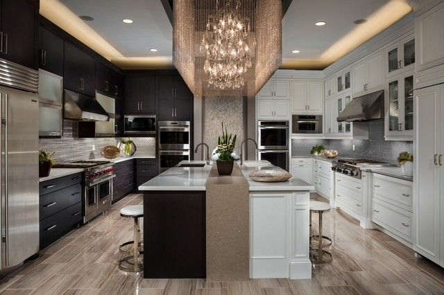white kitchen cabinets vs wood kitchens 28969