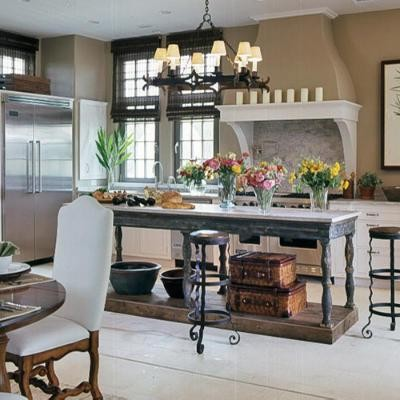 Kitchens French Kitchen Modern Farmhouse Kitchen Other Metro By