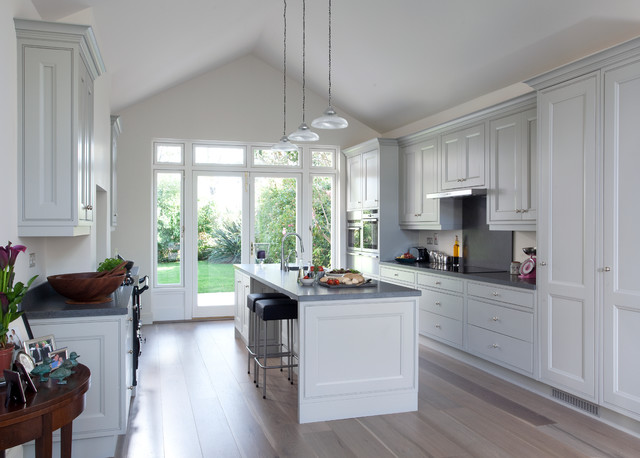 Kitchens From Our Flamont Collection Traditional Kitchen Dublin By Newcastle Design