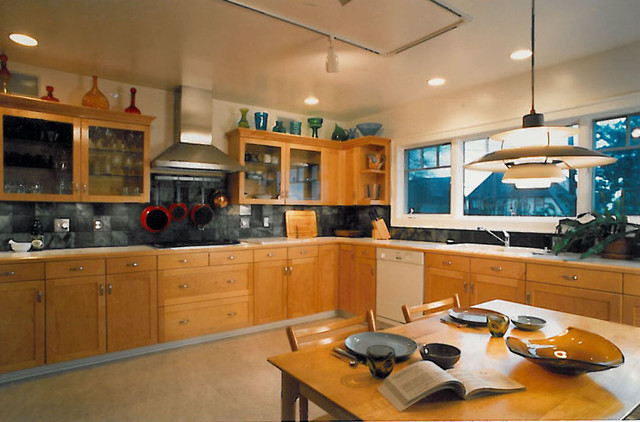 kitchens modern-kitchen