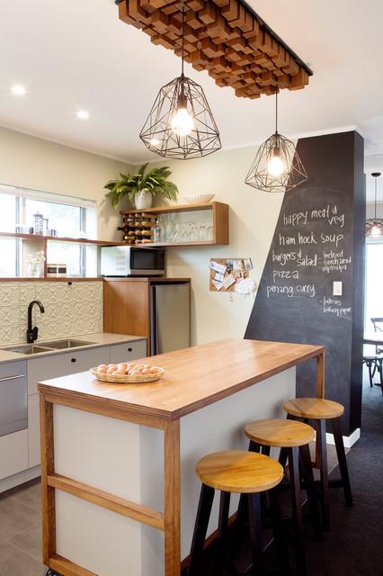 Kitchens Scandinavian Kitchen Auckland By Habitat By Resene