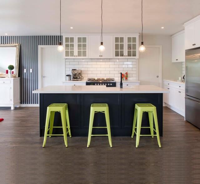 Kitchens Kitchen Auckland By Habitat By Resene