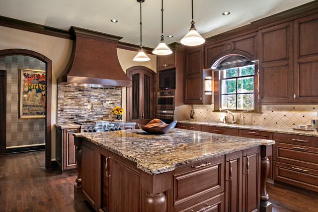 Traditional Kitchen Design Ideas Photos ~ Kitchens traditional kitchen other metro by