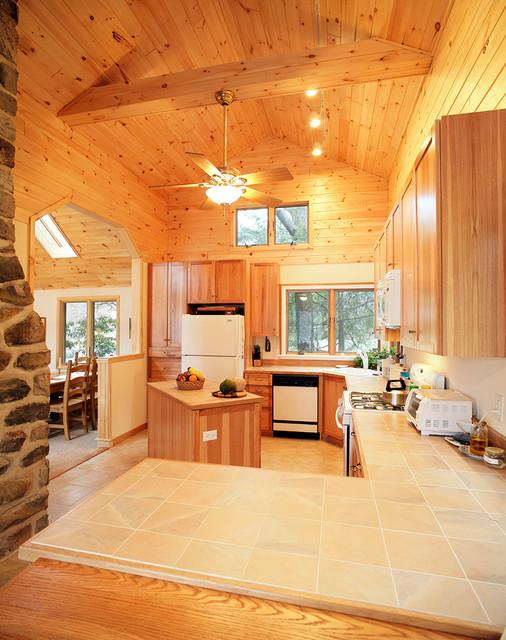 Kitchens rustic kitchen new york by highland for Colorado kitchen designs llc