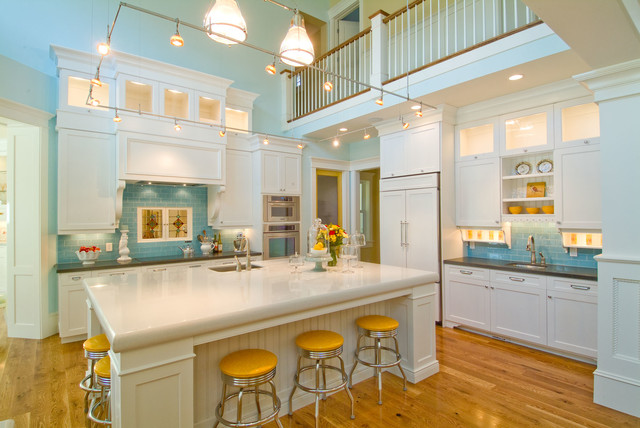Kitchens Beach Style Kitchen Salt Lake City By