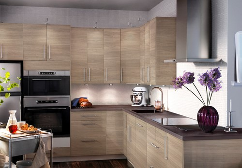 cabinets from the martha stewart living line of kitchen cabinets