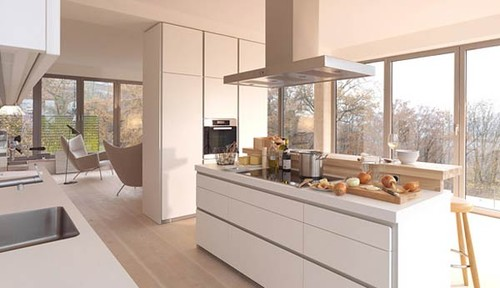 KItchens modern kitchen